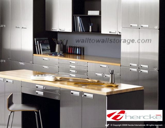 We Sell Hercke Cabinets Stainless Steel Powder Coated Metal